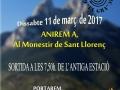 03 Cartell Monestir de Sant Llorenç