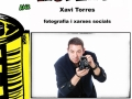 01 Cartell Explica'ns amb Xavi Torres