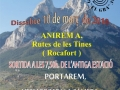 03 Cartell Rutes de les Tines (Rocafort)