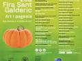 1 Cartell Fira Sant Galderic